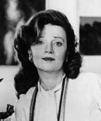 Muriel Spark, author of The Public Image (1968)
